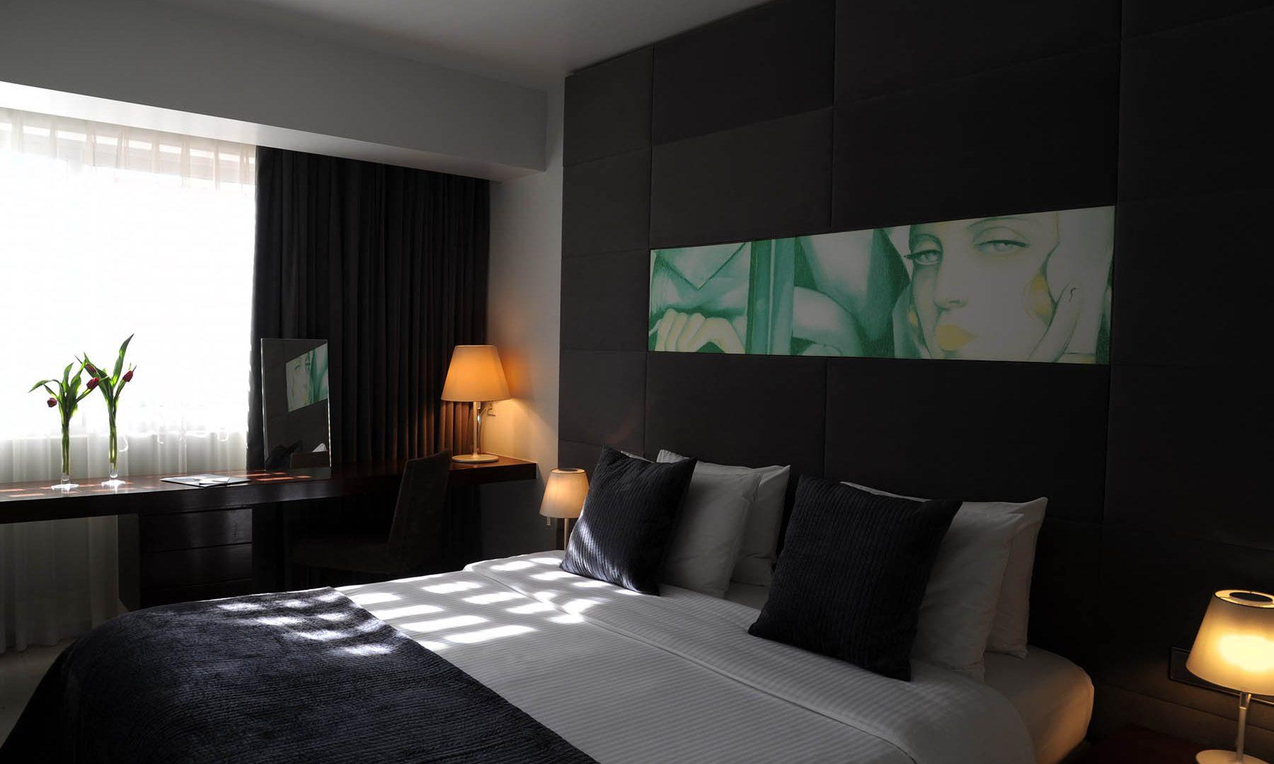 διαμονη γλυφαδα αθηνα - Brasil Suites