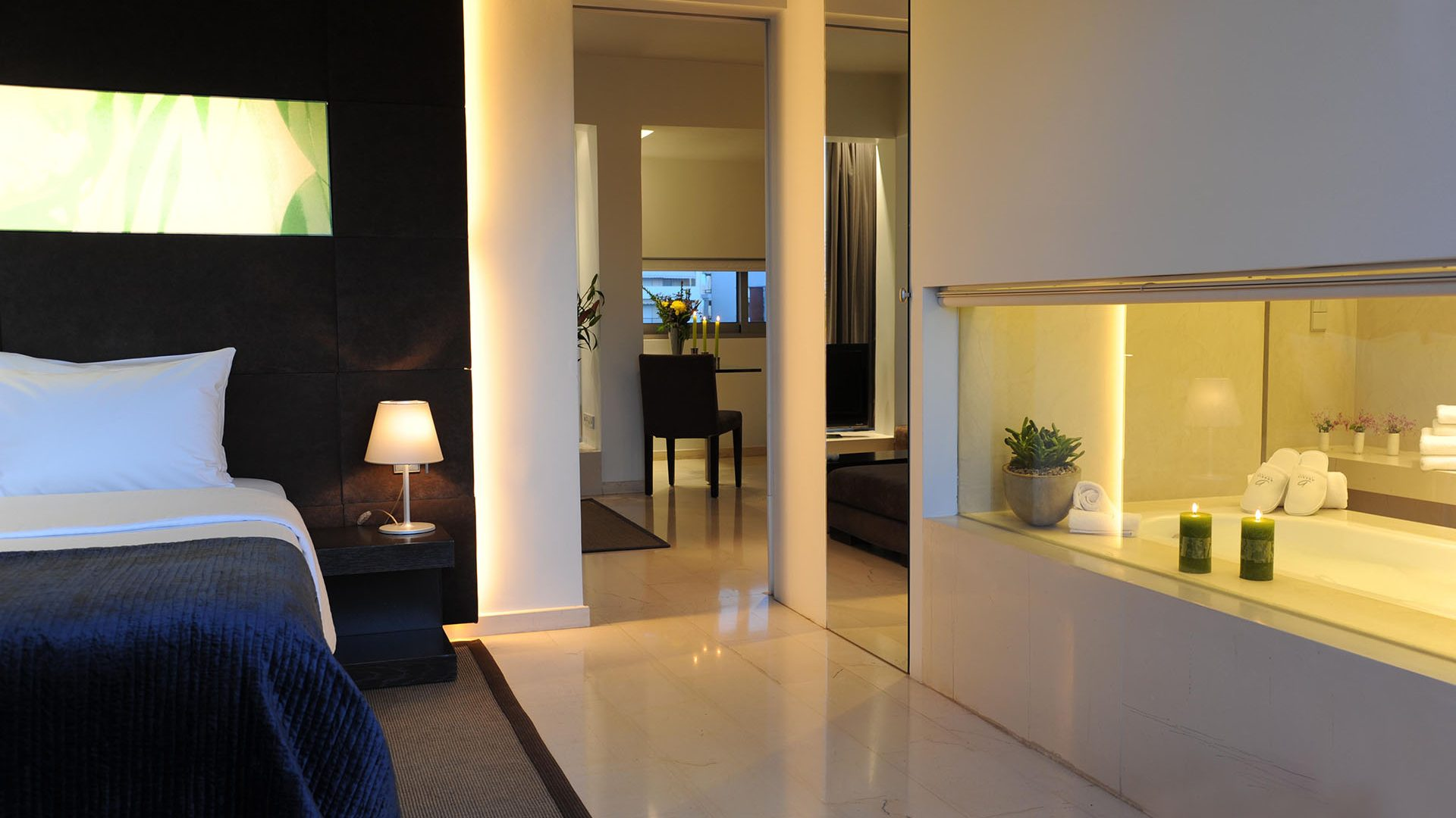 athens glyfada hotels - Brasil Suites